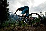 Wade Simmons unterwegs mit dem neuen Rocky Mountain Instinct MSL - er ist der Kopf hinter der BC Edition des Bikes