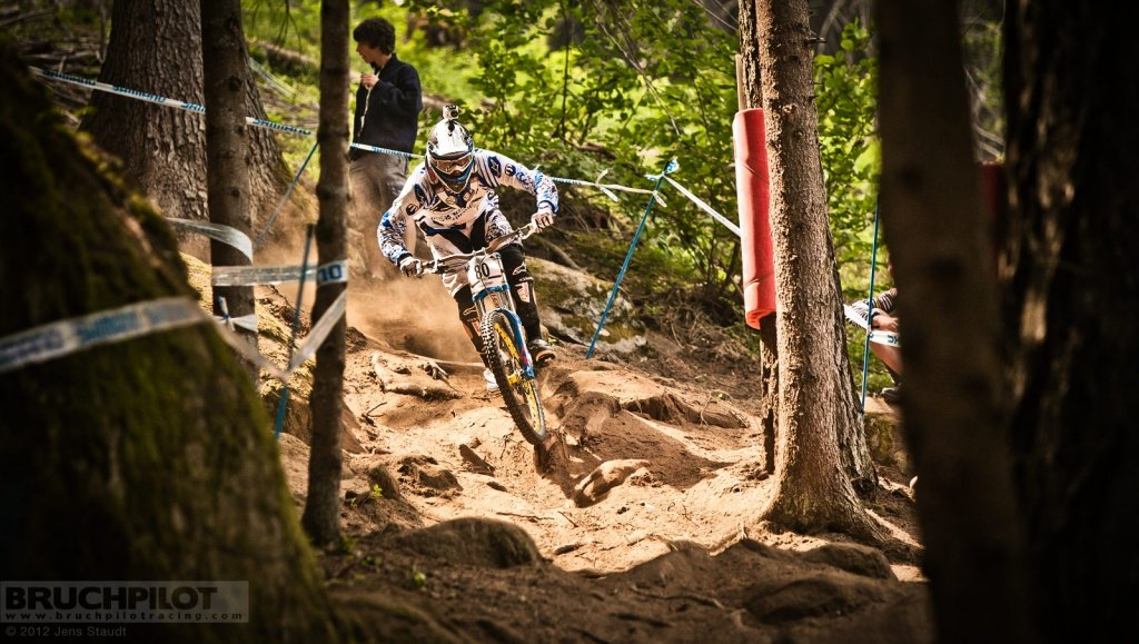 Markus Pekoll Dust Val di Sole Worldcup