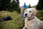 Oskar - Markus Grebers Hund, beliebt vor und hinter der Kamera