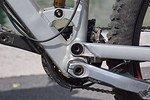 """Dank DirectMount Umwerfer sind die Kettenstreben sogar kürzer als an einigen 26"""" Bikes"""