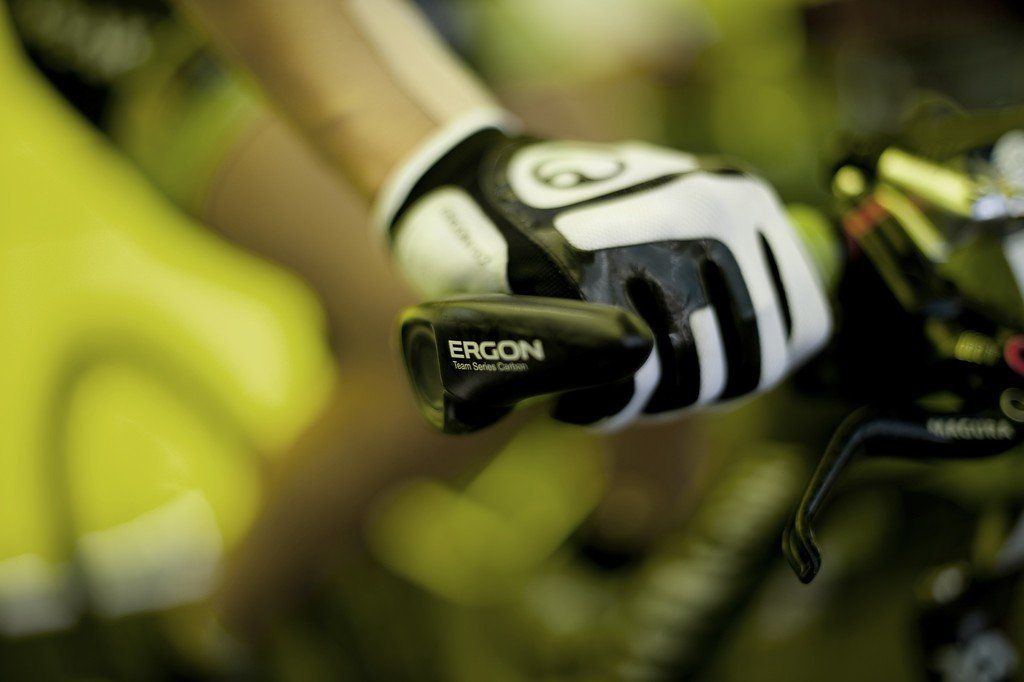 Ergon GX2 Team Edition by Tino Pohlmann