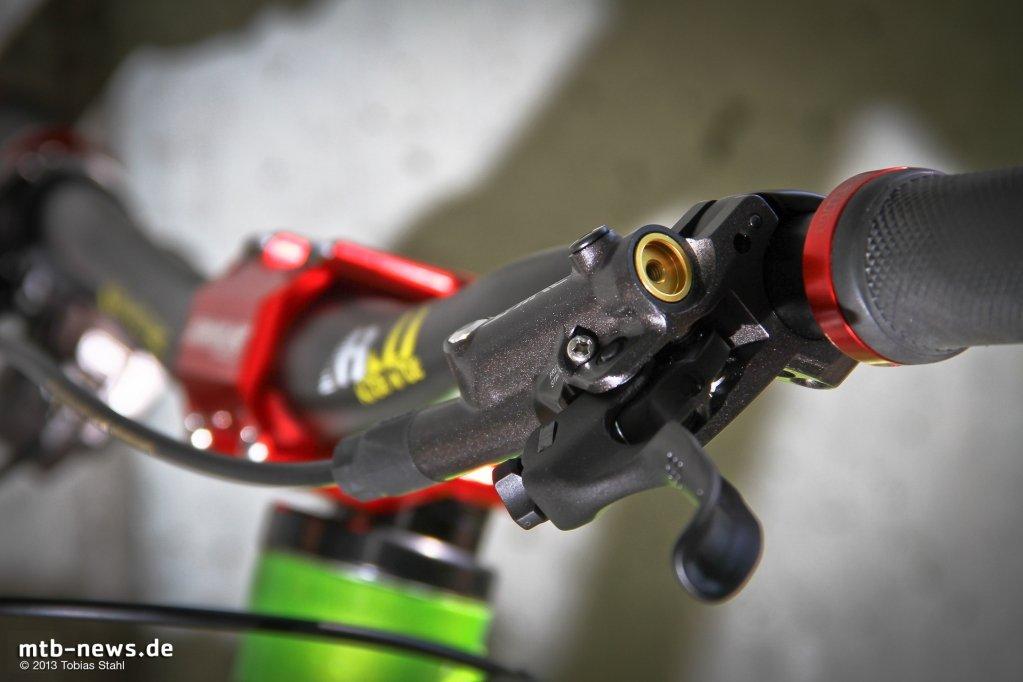 SHIMANO Saint BR-M820 Scheibenbremse hydraulisch