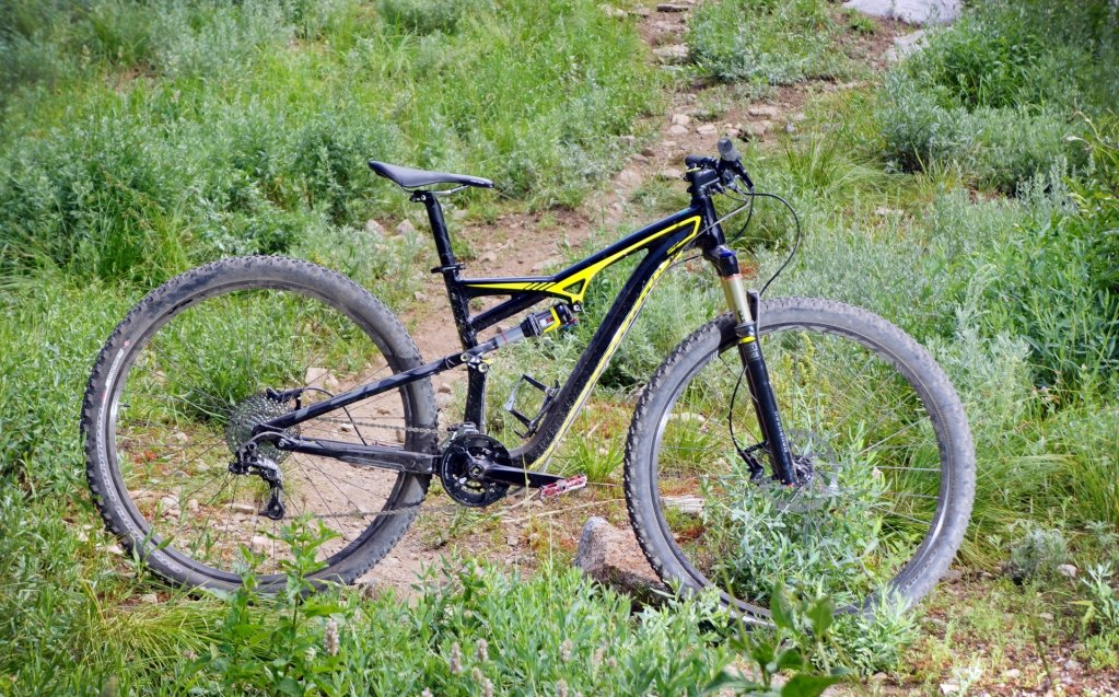Specialized Camber Alloy Comp 29 2013