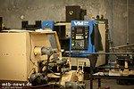 Ein Blick in den Maschine-Shop