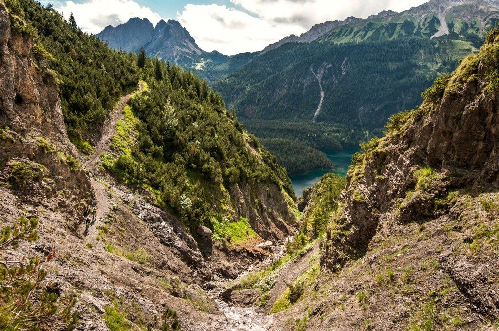 Mittelerde oder Alpen?