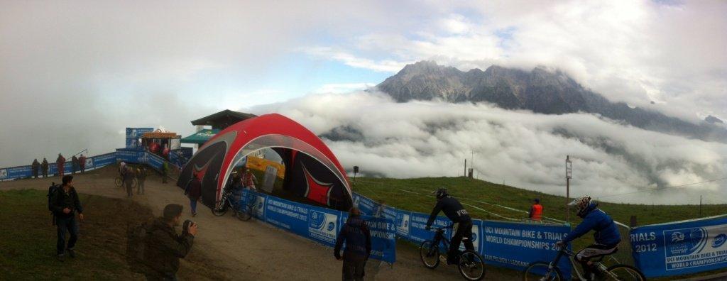 Panorama leogang Start 09:30