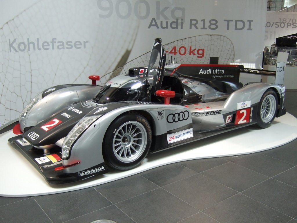 foto audi r18 le mans mtb. Black Bedroom Furniture Sets. Home Design Ideas