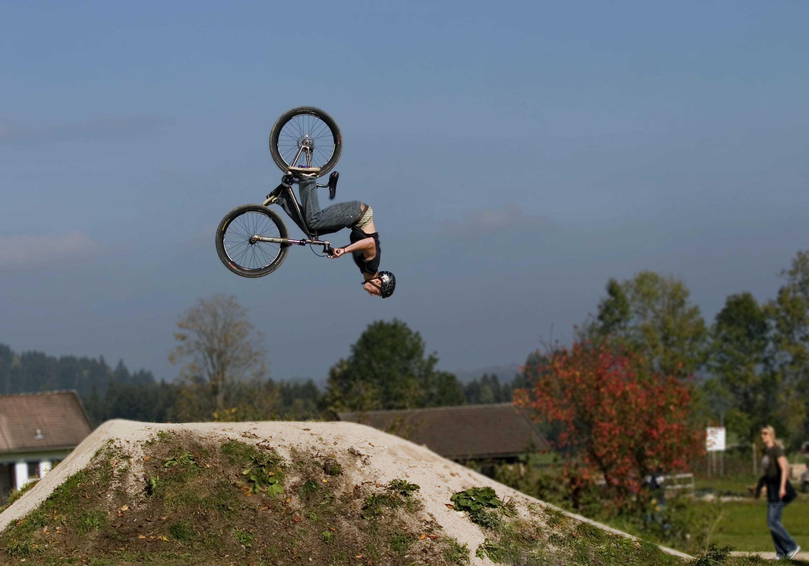 Foto: backflip - MTB-