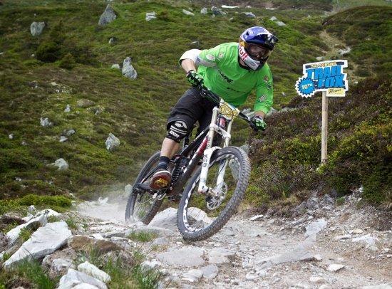TRAILFOX 2012 High Noon Trail René Wildhaber