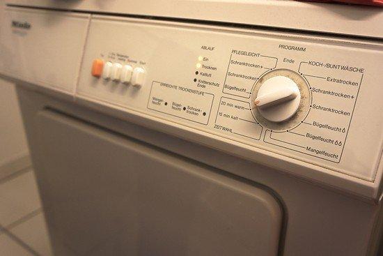 Im Trockner braucht es 60°C und 30 bis 40 Minuten