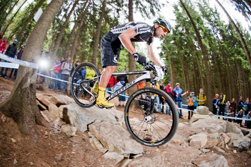 21 - Platz 1 in der Style-Wertung- Manuel Fumic In Baggy-Shorts Nove Mesto 2012