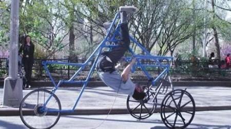 Kuriose Fahrräder