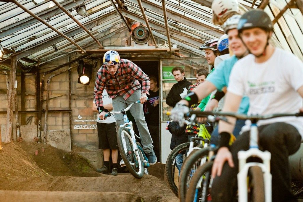 Bergamont Greenhouse Pumptrack Race Bern 08