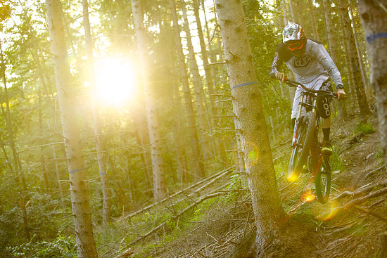 Sonne und Trail und so ;-)